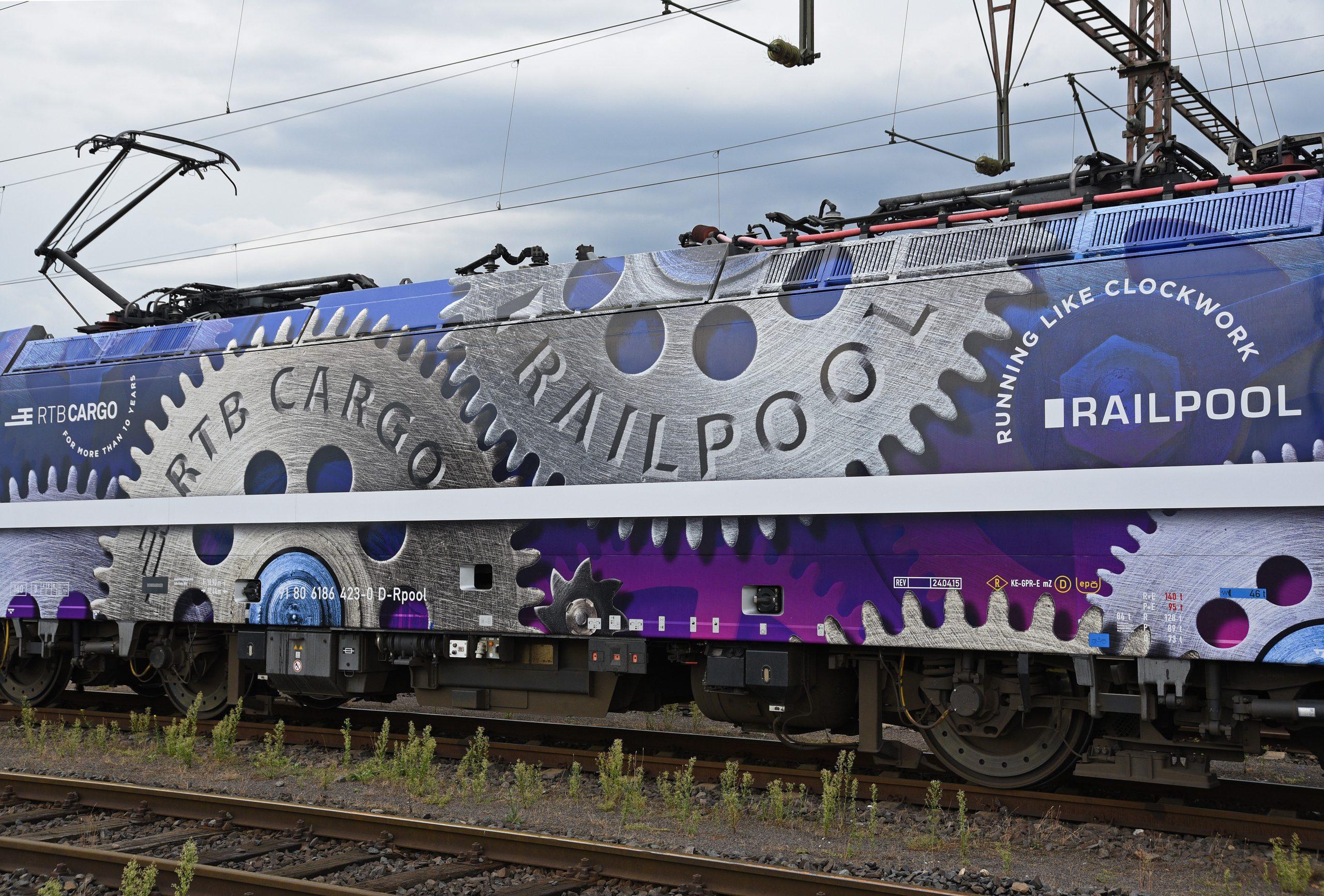 Railpool RTB Running like clockwork