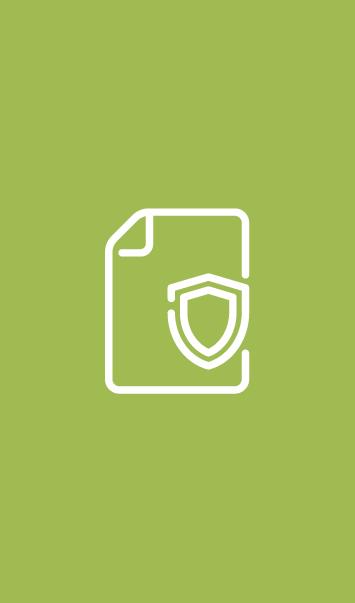 Railpool Icon Versicherung - Grün
