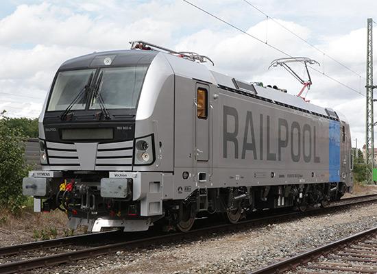 Railpool Siemens Vectron AC1