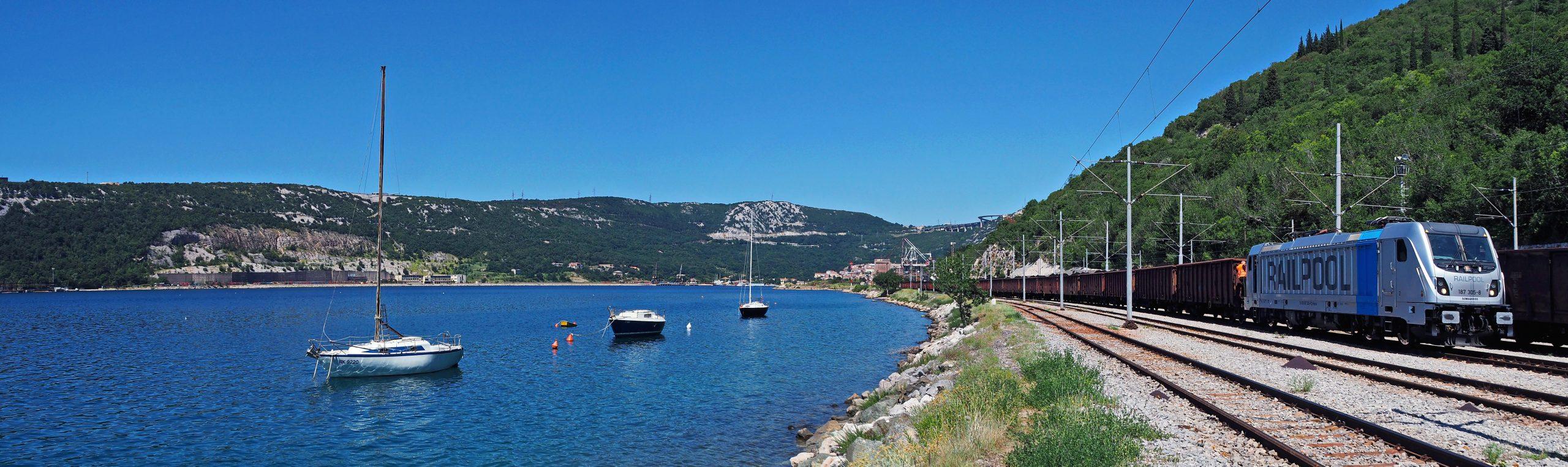 Railpool expandiert in die Balkanländer - TRAXX AC3 Last Mile für den kroatischen Markt