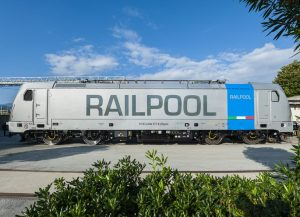 RAILPOOL Lokomotive