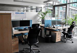 Railpool Office Bilder - Büro