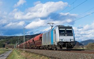 RAILPOOL & ENNA - Zug - Lokomotive